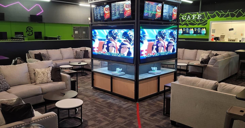 Virtual Reality | Nerf | Basketball | Arcade